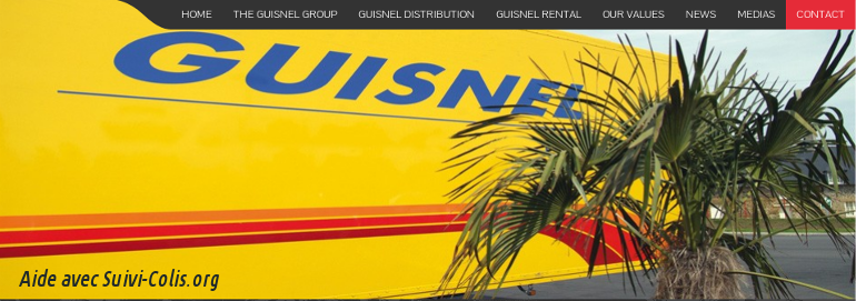 Guisnel transport colis