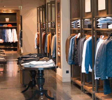 Wish vente de vêtements