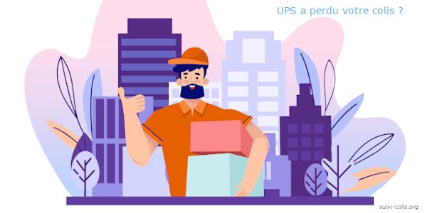 Colis perdu par UPS ?