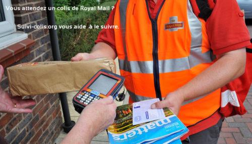 suivi commande royal mail