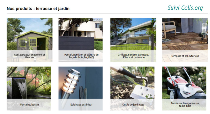 Leroy Merlin site ecommerce