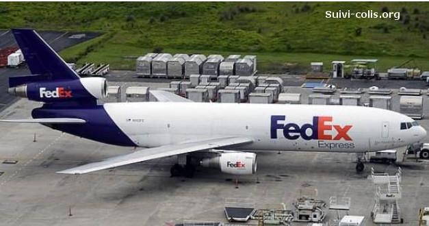 suivi commande fedex express